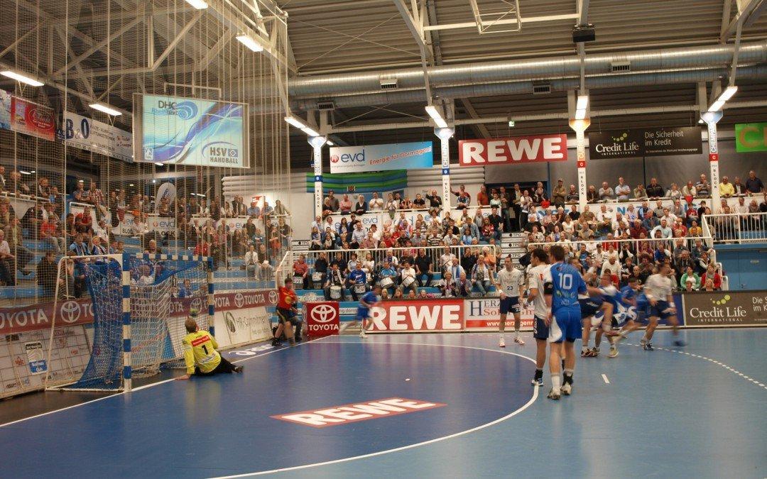 Handballhalle DHC Rheinland