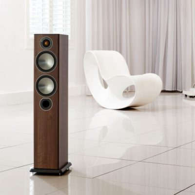 Monitor Audio Bronze BX5 walnut