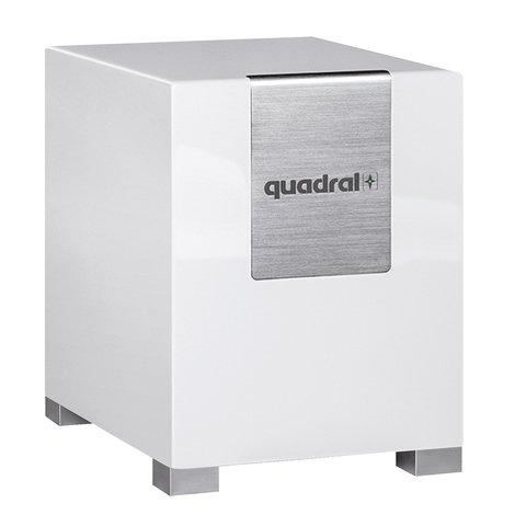 Quadral Qube10 white