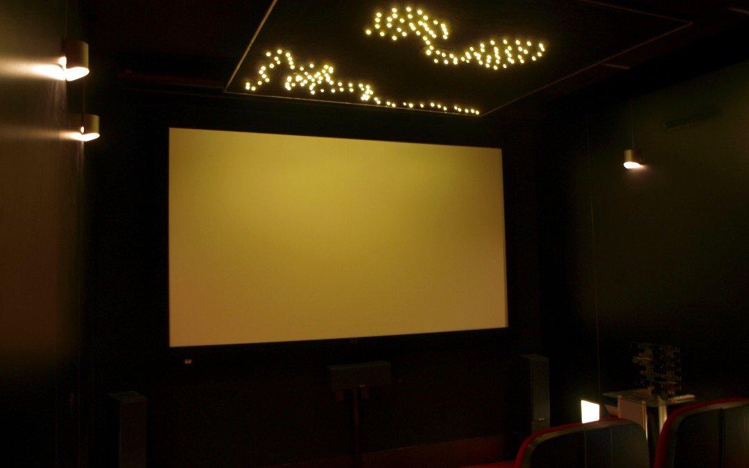 wir bauen einen sternenhimmel f r unser heimkino heimkino. Black Bedroom Furniture Sets. Home Design Ideas