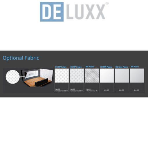 DELUXX Cinema Frame Tuchmaterial
