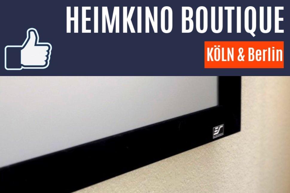 Elite Screens Tageslicht Rahmen Leinwand CineGrey 5D - Heimkino ...