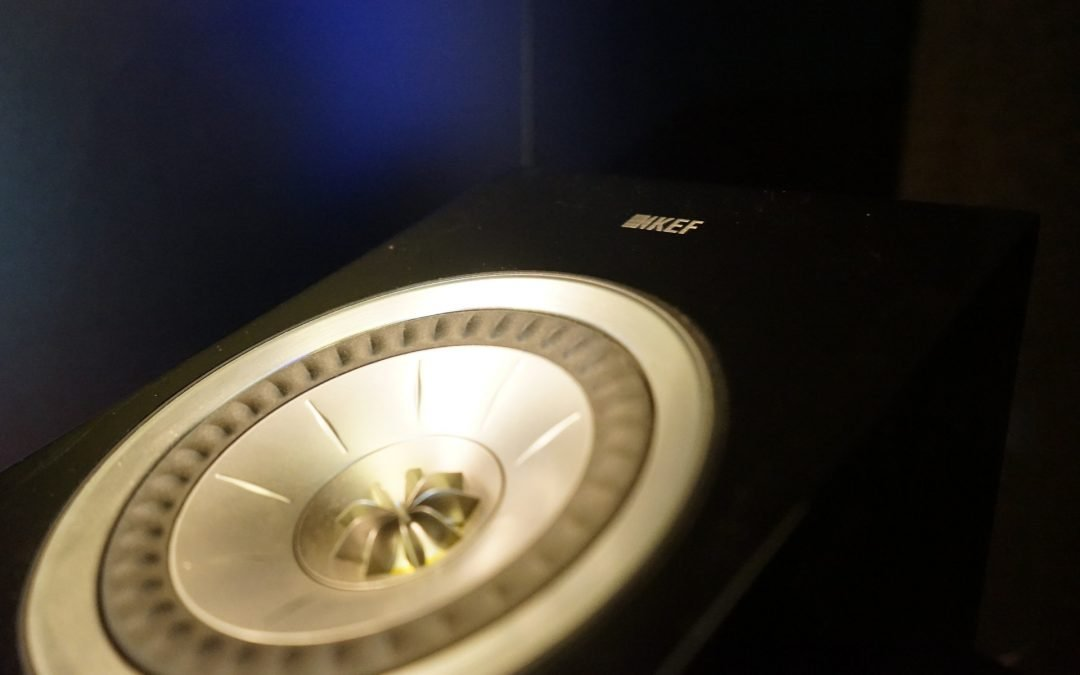 KEF R50 Atmos System in der Heimkino Boutique Köln