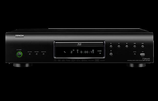 Denon Universal-Player für Blu-ray