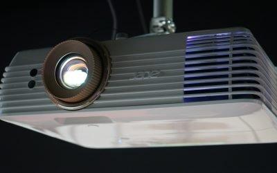 Acer V7850 4K DLP Beamer – ISE 2017