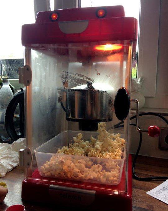 Celexon CP1000 Popcornmaschine