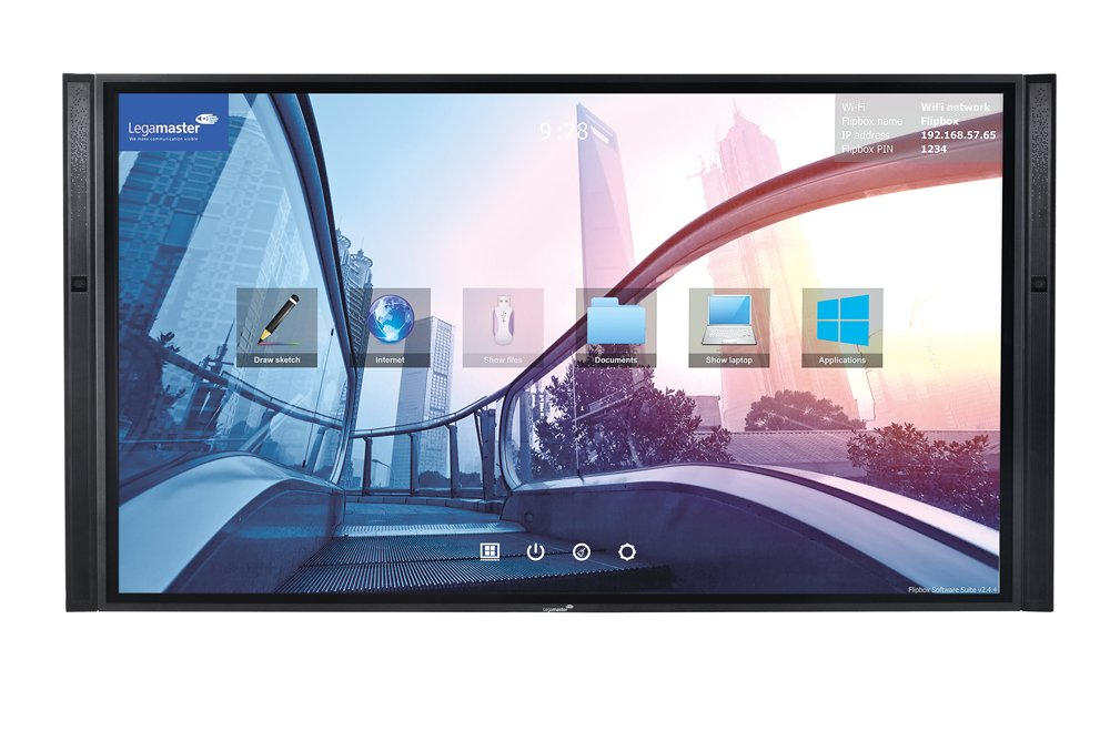 Ganz Neu! All-in-One Video Konferenz Lösung: Legamaster XTX e-Screens