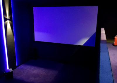 Heimkino Deep Blue